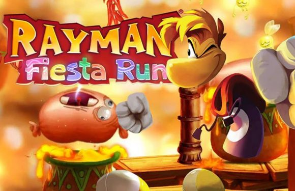 Zo download je Rayman Fiesta Run gratis voor iOS