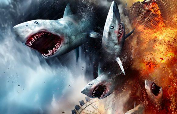Sharknado The Video Game: zelfs je iPhone moet eraan geloven