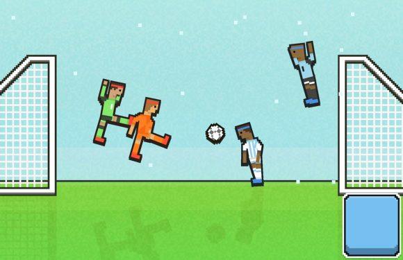Soccer Physics: de grappigste voetbalgame voor iOS