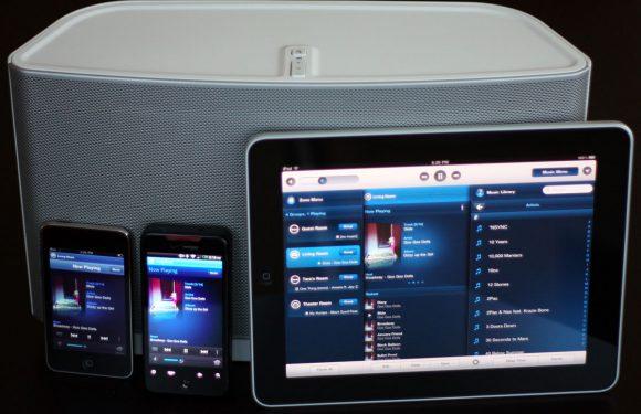 Sonos stopt ondersteuning voor iOS 4 en 5