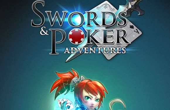 Swords & Poker Adventures: versla vijanden met poker
