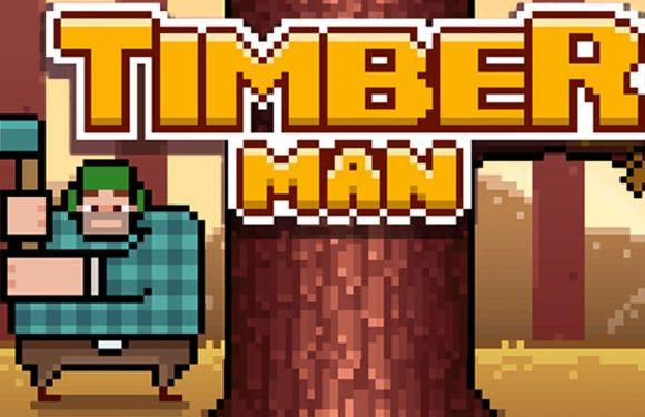Timberman: net zo simpel en verslavend als Flappy Bird