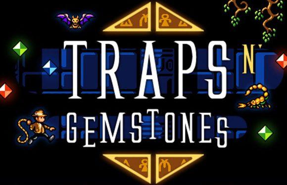 Ga op Indiana Jones-achtig avontuur met Traps 'n Gemstones