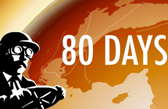 Ga op een fantastische ontdekkingsreis met 80 Days