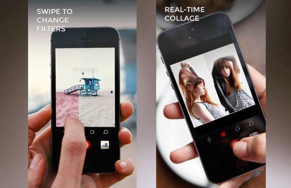 Camu: mooie foto-app die het simpel houdt