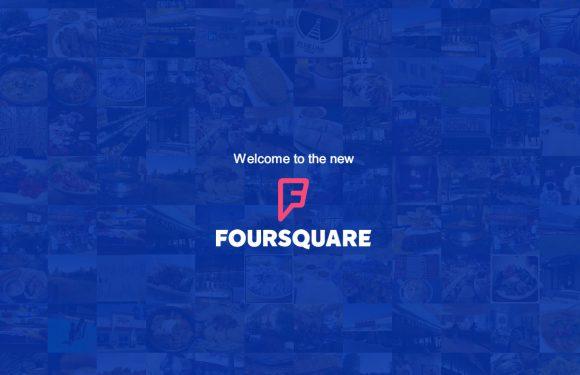 5 fijne veranderingen in het nieuwe Foursquare