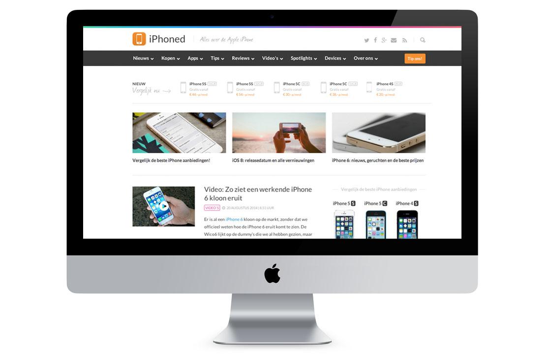 Design iPhoned vernieuwd: 5 zaken die je moet weten