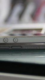 iphone 5 en iphone 6