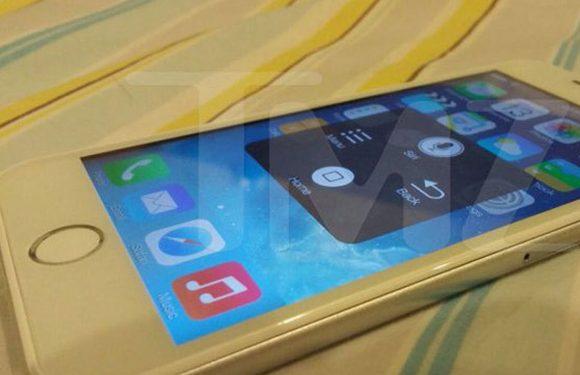 'Nieuwe foto's van de iPhone 6 uitgelekt'