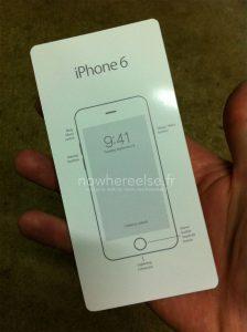 iphone 6 handleiding