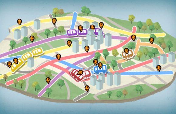 4 redenen om Moovit als reis-app te gebruiken