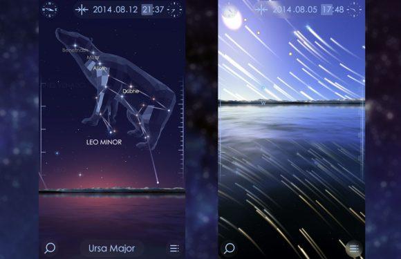 Star Walk 2: ontdek het heelal met je iPhone
