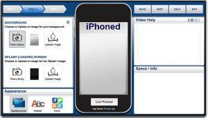 AppMakr-screenshot