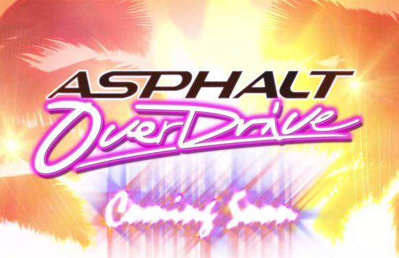 Asphalt Overdrive: gratis racegame gooit het over een andere boeg