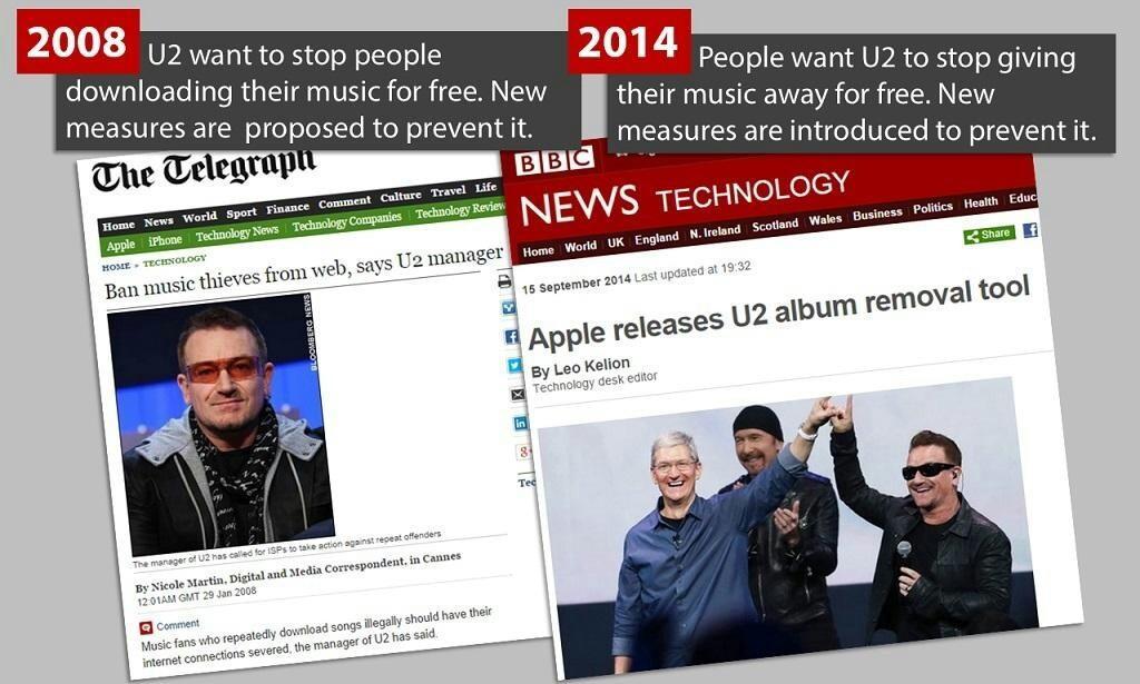 iphone U2