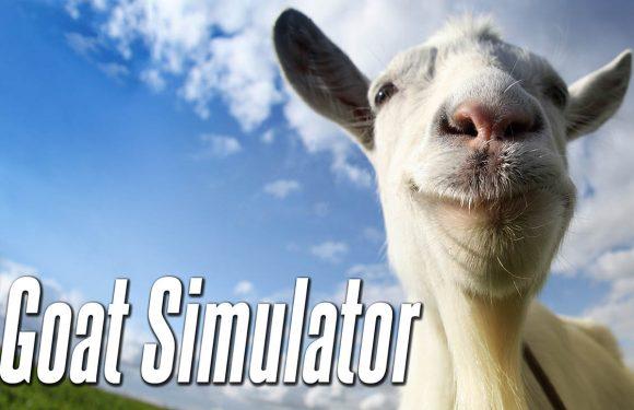 Komische game Goat Simulator is nu te downloaden in de App Store