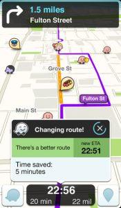 Waze-update