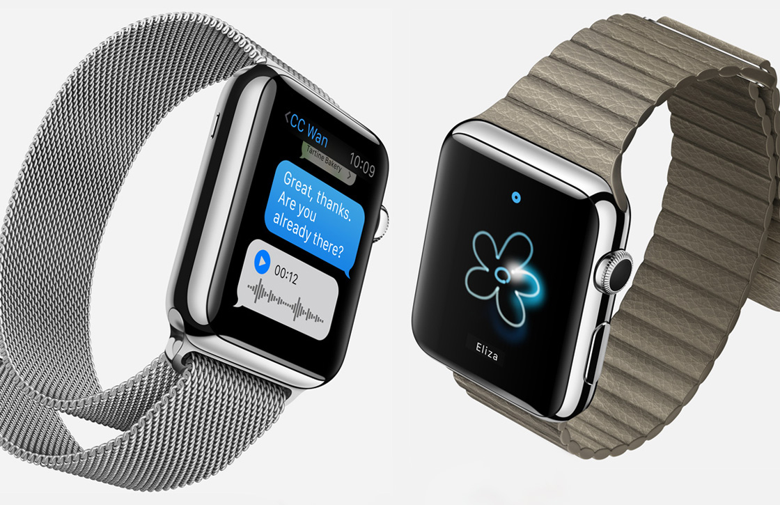 apple watch opvolger