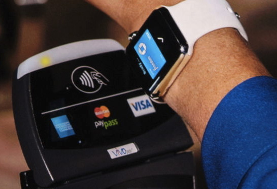 apple watch nfc
