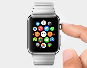 apple watch productie