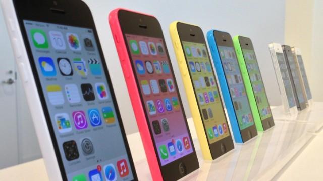 budget iPhone 5C
