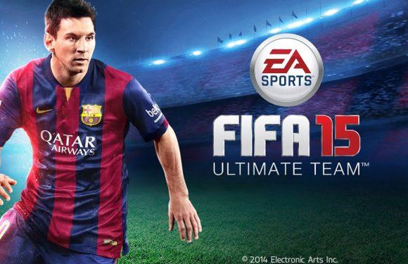 FIFA 15 Ultimate Team: fijne voetbalgame voor de iPhone
