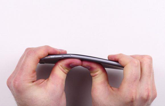 'De iPhone 6 Plus buigt in je broekzak'
