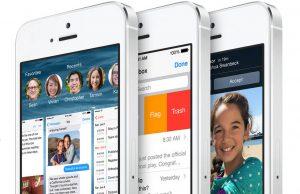 iOS 8 groot