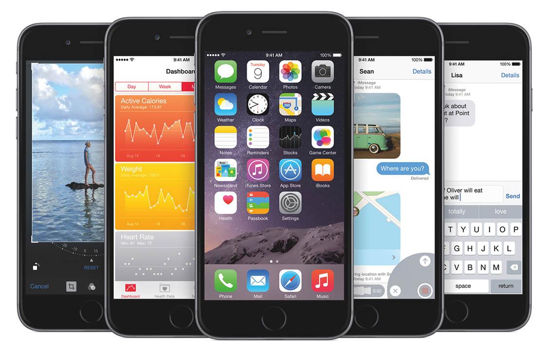 'iOS 8.1 release vindt op 20 oktober plaats'