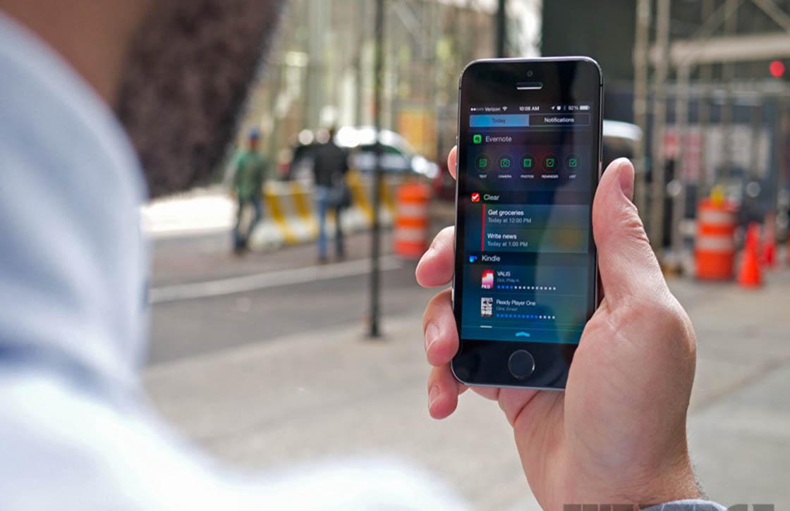 Adoptie iOS 8 stijgt in aanloop naar Apple Watch-lancering