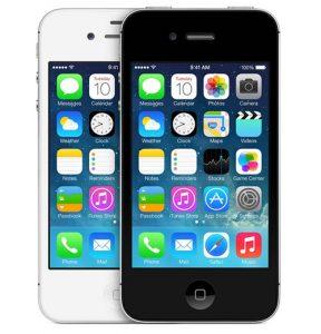 iPhone 4S iPhone vergelijken