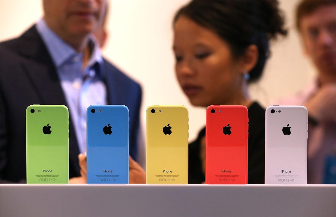 defecte iPhone 5C