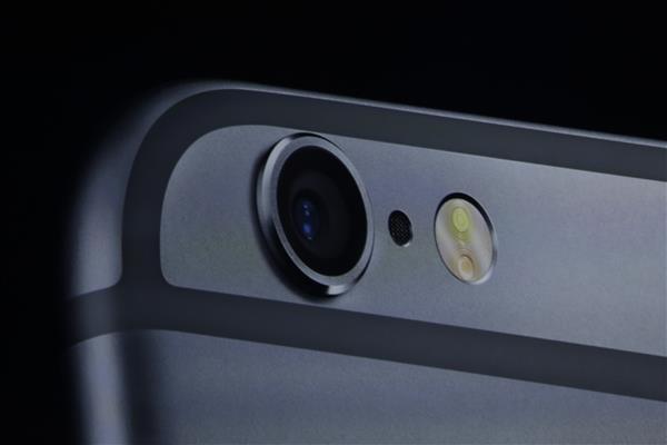 iPhone 6 Plus camera