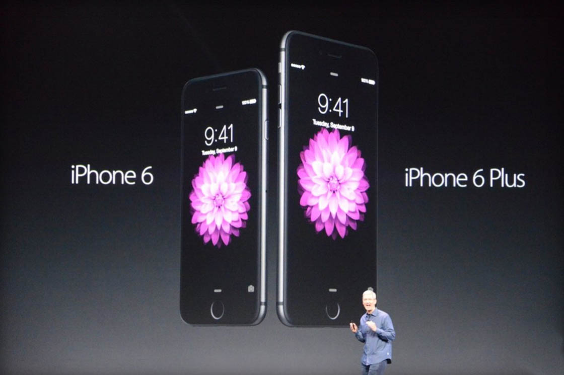 iPhone 6 en iPhone 6 Plus release: 19 september in Duitsland
