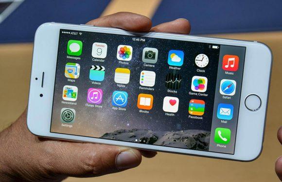 'De iPhone 6 en iPhone 6 Plus kunnen 4K-video's afspelen'