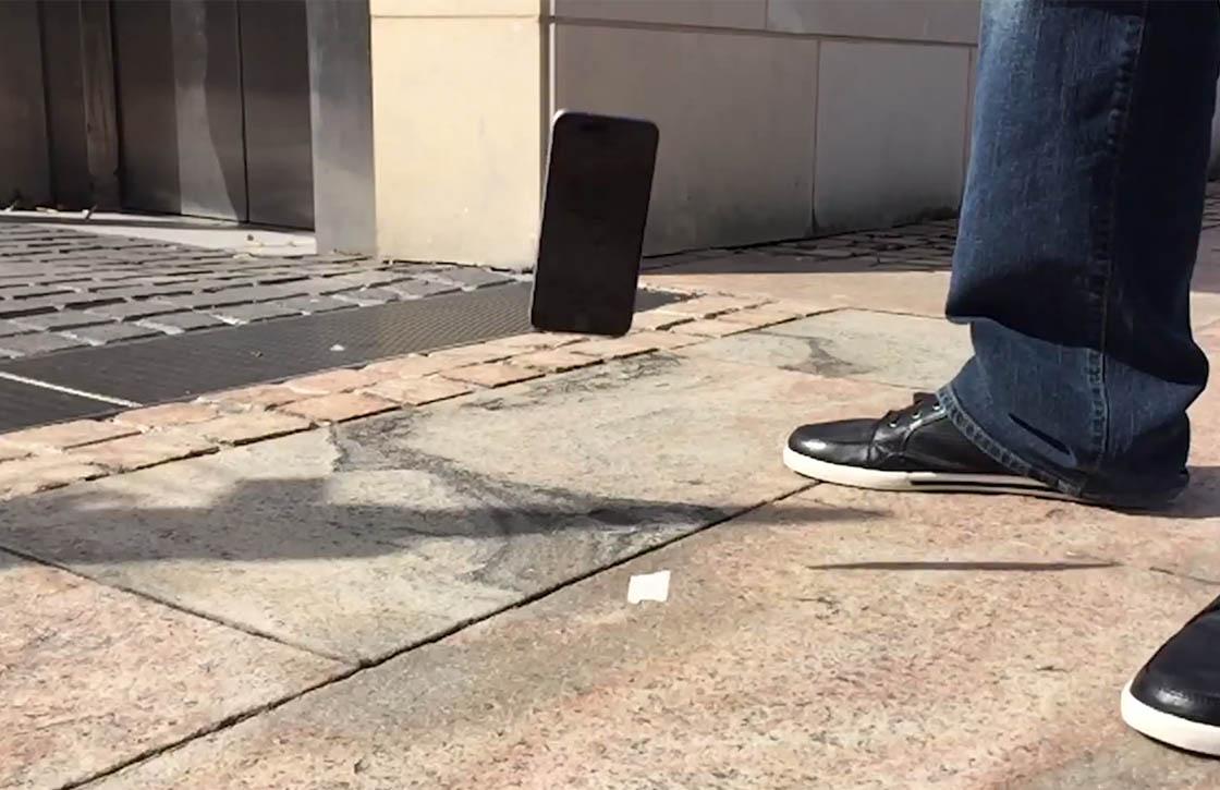 iPhone 6 droptest: hoe goed is de nieuwe iPhone bestand tegen vallen?