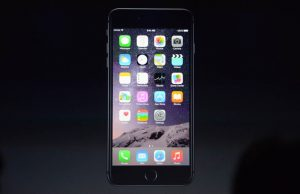 iPhone 6 groot