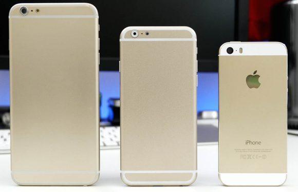 Productieketen: 'Er komt geen 4-inch iPhone in 2015'