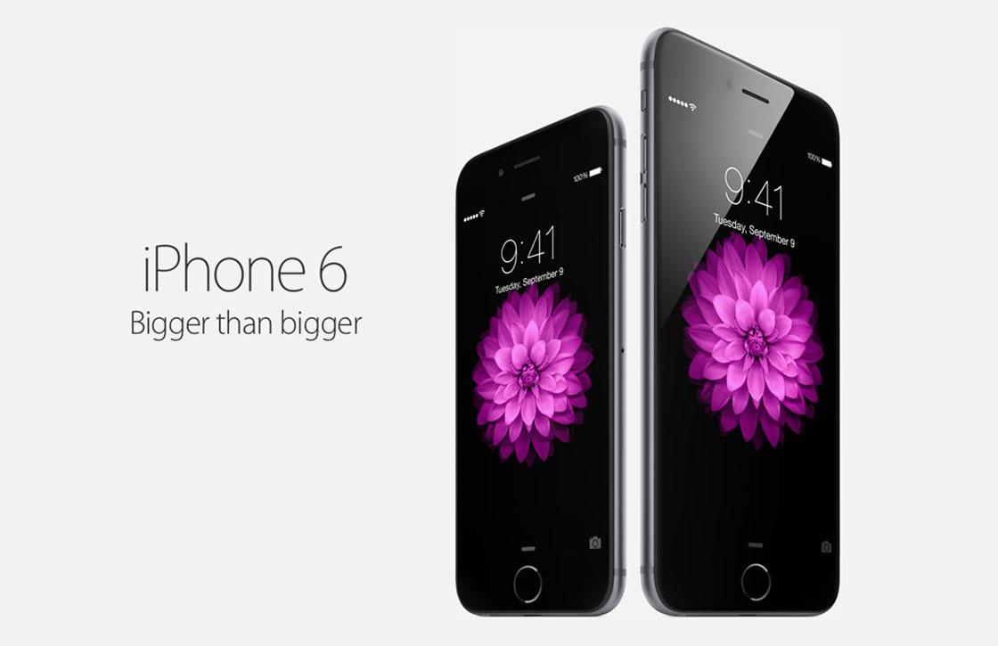 Nu al een iPhone 6 preorder record voor Apple