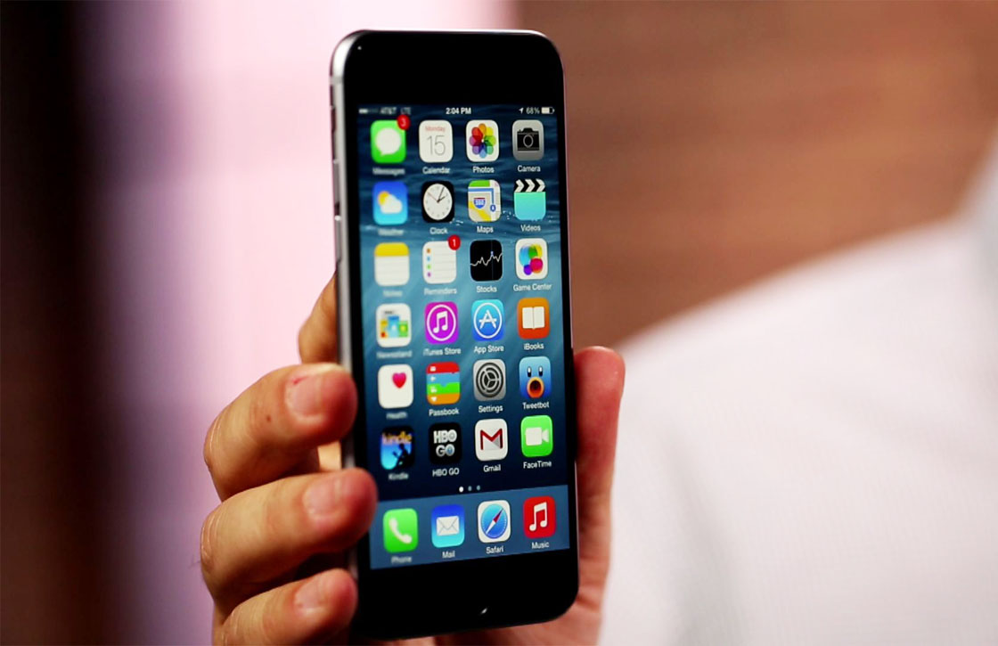 'Apple gaat ook iPhone 6 met accuproblemen gratis repareren' – update