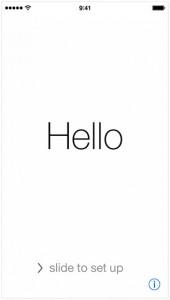 iPhone herstellen