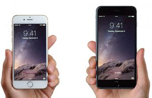 iPhone 6 Plus release