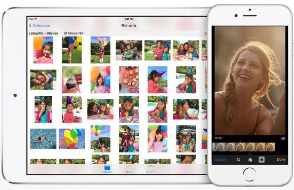 Apple-gebruikers stappen minder snel over naar iOS 8