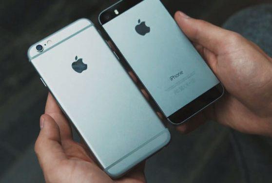 'Grote 5,5 inch-iPhone 6 gaat iPhone 6 Plus heten'