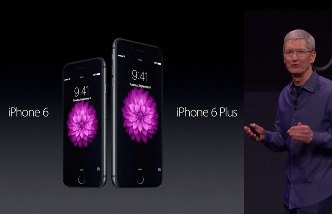 Kijk het iPhone 6 event: nu zonder haperingen en crashes