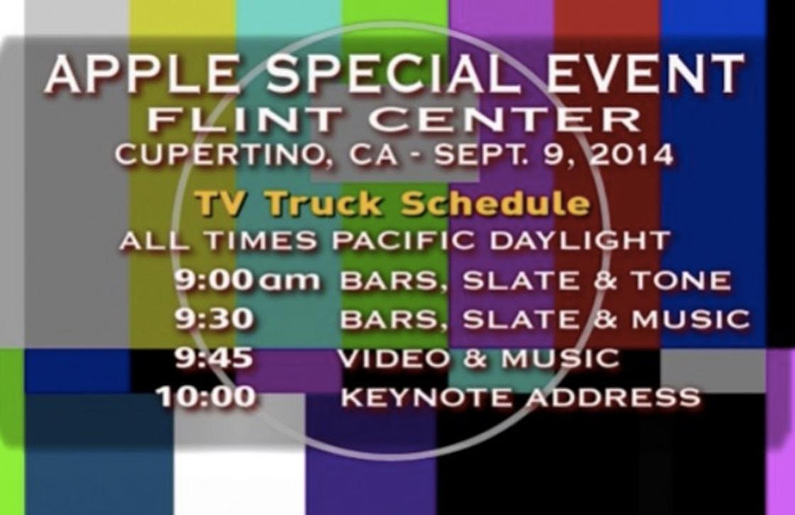 Waarom de livestream van het iPhone 6 event een drama was