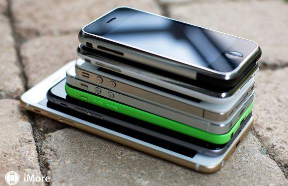 Deze 5 iPhone onderdelen zijn altijd hetzelfde gebleven