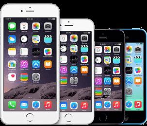 iphone x los toestel