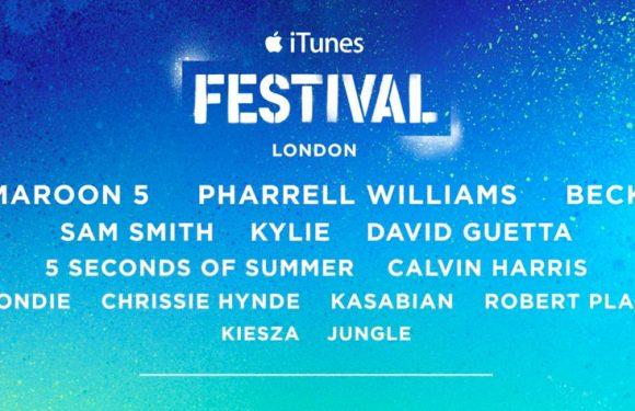 iTunes Festival 2014 begint vanavond: 30 dagen gratis live-optredens