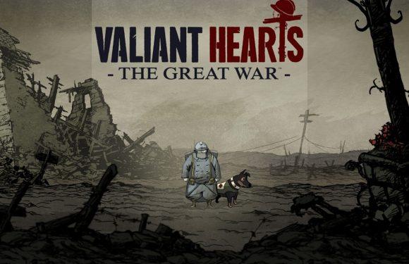 Valiant Hearts: een prachtige game over de Eerste Wereldoorlog